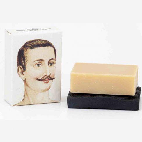 sabonete de barbear