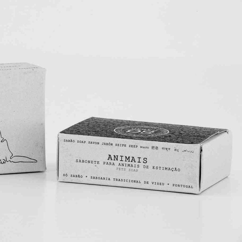 Sabonete para animais de estimação