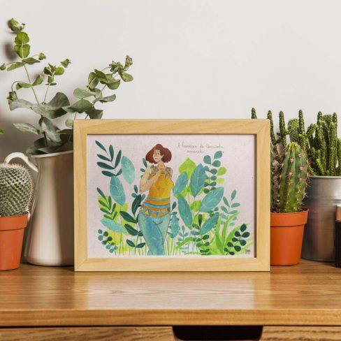 Carmen Costa é uma artista residente no Porto, amante de esboço e Ilustração