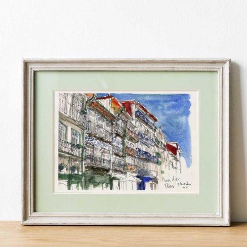 Olá Breiner promove criativos maioritariamente portugueses de ilustração, desenho, fotografia, cerâmica, decoração...