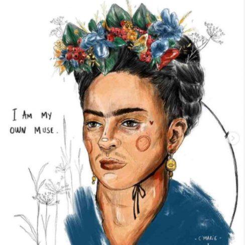 Art Print Frida