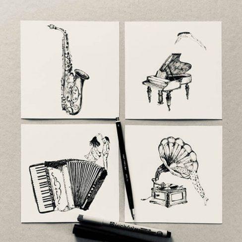 Colecção música