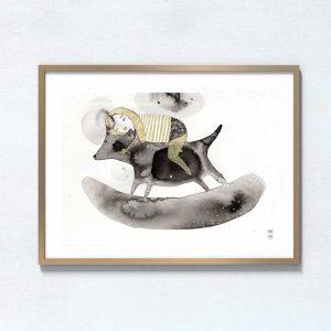 ORIGINAL desenho de Mirjam Siim