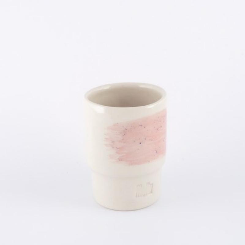 Copos em cerâmica