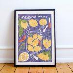 Limões em conserva
