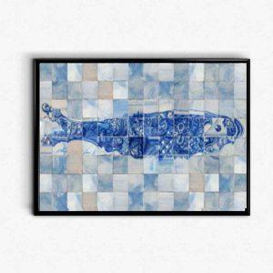 Sardinha em Azulejo