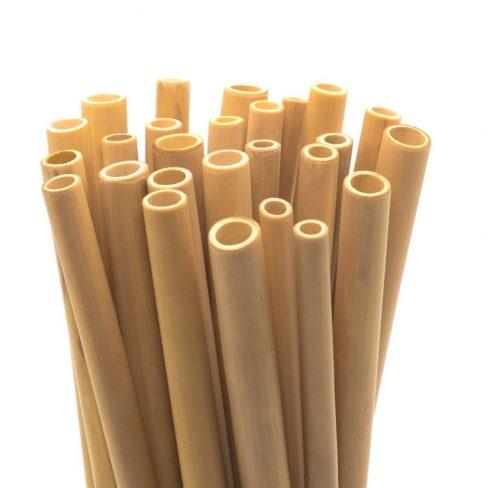 Palhinha em bambu