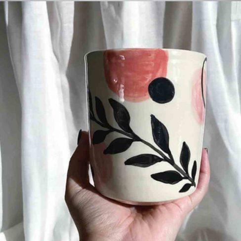 Vasinho em olaria